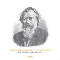 Brahms Sonatas & Hungarian Dances